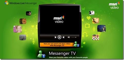 messengerTV